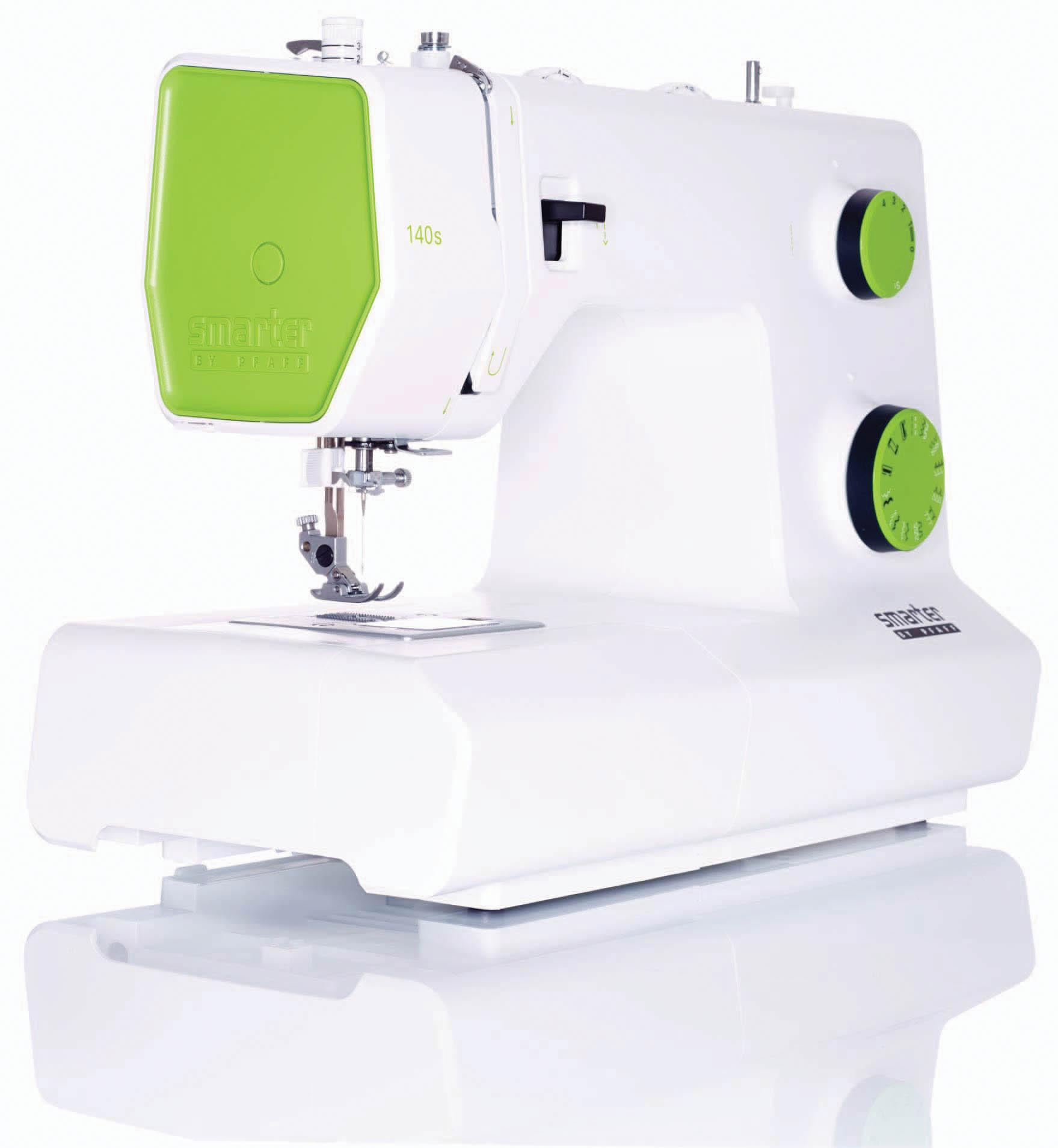 Pfaff smarter 140 macchine per cucire de min for Pfaff macchine per cucire