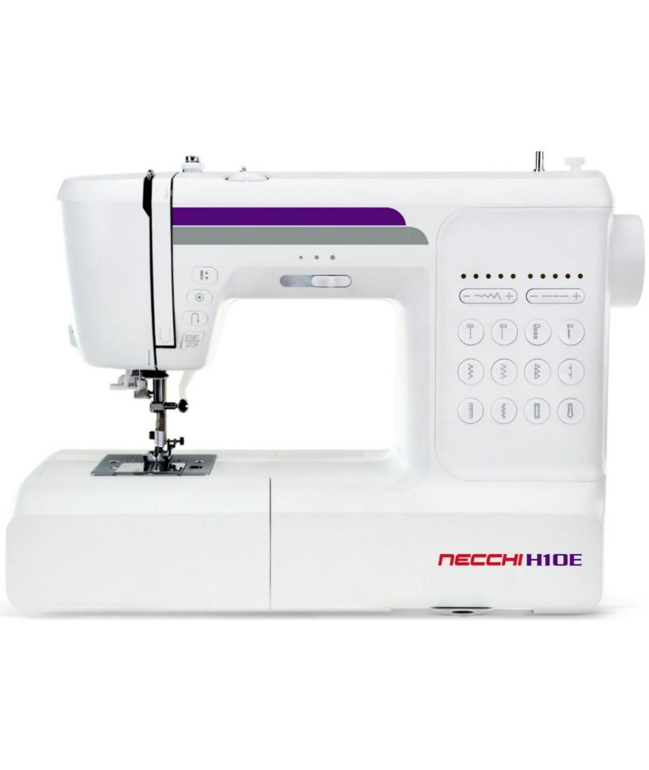 Macchina per cucire necchi h10e macchine per cucire de min for Macchina da cucire e ricamo